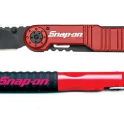 Snap-On 5400 Knife And Sharpener Combo