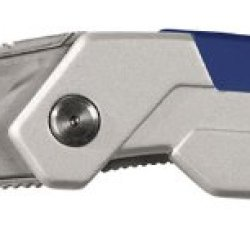 Irwin Tools Fk250 1858320 Folding Utility Knife With Blade Storage And On-Board Screwdriver