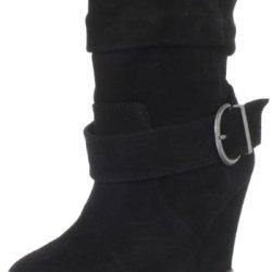 Kelsi Dagger Women'S Haley Boot,Black,8 M Us