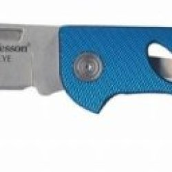 Smith & Wesson Chutb Bullseye Utilitarian Knife, Blue