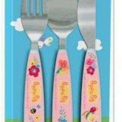 Peppa Pig Tropical Cutlery Set