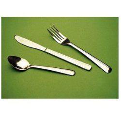 Winco 0081-07 24-Piece Dominion Oyster Fork Set, 18-0 Stainless Steel