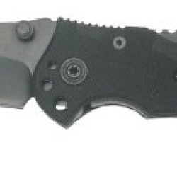 Kutmaster 11-C191B Cat G-10 Liner Lock Folding Knife