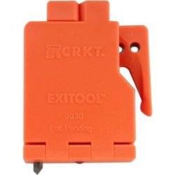 The Excellent Quality Exitool Orange Seat Belt Cutter