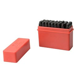 Great Value Leather Tools 27 Types Different 5Mm Steel Diy Leather Punch Tools Letter Stamps