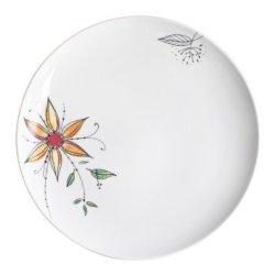 Kahla Five Senses Dining Plate 10-3/4 Inches, Wonderland Color, 1 Piece