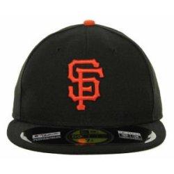 San Francisco Giant Mlb Authentic Baseball Cap 7-3/8 Osfa - Like New