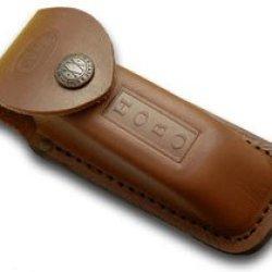 Case Xx Brown Leather Hobo Pocket Knife Knives Belt Sheath