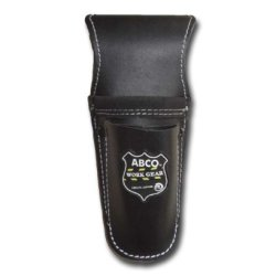 Abco 1370-1 Large Snip Knife Holder With 3 Pocket Utility Holders
