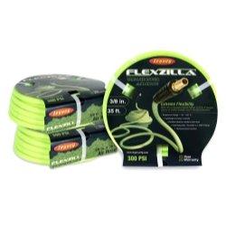 Flexzilla 3/8 X 35 Zillagreen Air Hose W/ 1/4 Mn Flexzilla 3/8 X 35 Zillagreen Air Hose W/ 1/4
