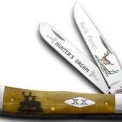 Case Xx Hunter'S Dream Antique Trapper 1/600 Pocket Knife Knives