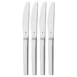 Wmf Vela Stainless Steel Dinner Knives, Set Of 4