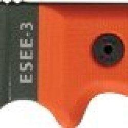 Esee Knives Model 3 Orange G-10 Esee 3P-Od Ko Knife Only