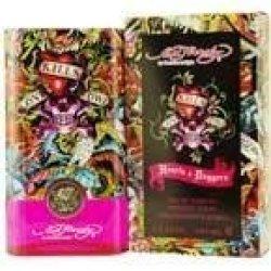 Ed Hardy Hearts & Daggers By Christian Audigier Eau De Parfum Spray 3.4 Oz