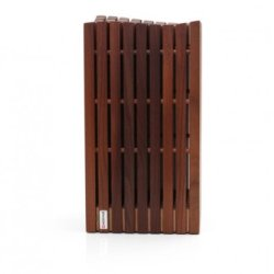 Wusthof 15-Slot Maple Knife Storage Block