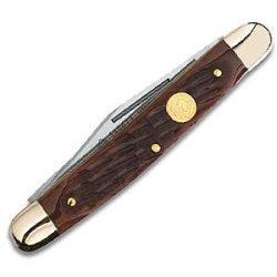 Puma Knives 480673 Pen Pocket Knife With Bantam Bone Handles