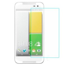 2 Pack Of Iunio 9H Hardness High Clear Tempered Glass Screen Protector For Htc Butterfly 2 .Round Edge
