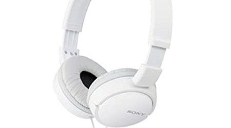 Sony Stereo Headphone white