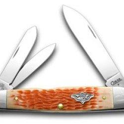 Case Xx Salmon Cigar Whittler 1/100 Vintage Series Pocket Knife Knives