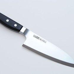 Glestain Stainless Steel Deba Filet Butcher Chef Knife 6.3 Inch (160Mm)