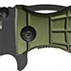Tac Force Tf-556Rg Tactical Assisted Opening Folding Knife 3.5-Inch Closed