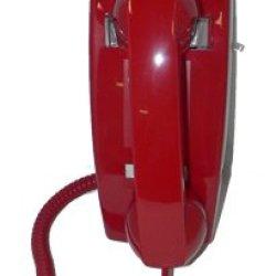 255447-Vba-Ndl Wall No Dial Red-Itt-2554Ndl-Rd