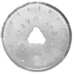Rotary Blade, 28Mm, Pk 500