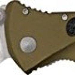 Microtech Socom Elite Knife, Tan, 5 1/8In. Closed 160-4Ta