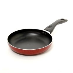 Oster 91117.01 Telford Fry Pan, 8-Inch, Red