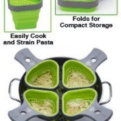 Jokari Healthy Steps Portion Control Pasta Basket