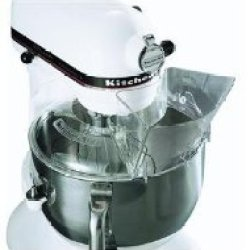 Kitchenaid Kn1Ps 1-Piece Pouring Shield For Accolade 400 Stand Mixers