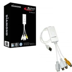 Diamond Multimedia Vc500Mac Vc500Mac Usb 2.0 Video Capture