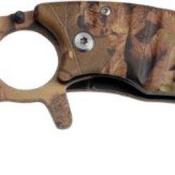 Elk Ridge Er-278Jc Folding Knife, 4.75-Inch