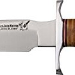 Blackjack Classic Model 7 Fixed Blade Knife, 7In, A-2 Tool Steel, Leather Commando Style 7Slcom