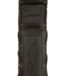 Spec-Ops Brand Combat Master Knife Sheath 8- Inch Blade (Black, Long)