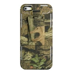 Connect Case - Iphone 5/5S, Solid Mossy Oak