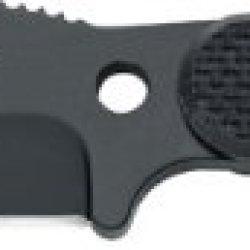 Fox Compso Small Neck Knife Clip Pointrescue Orange (Fx-304)