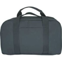 Ac 128 Carry All Knife Case Holds 22 Knives With Black Construction And Black Nylon Handle