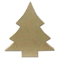 Paper Mache Tree Box By Craft Pedlars