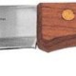 Heavy Duty Jumbo Steak Knife With Wooden Handle - Pack Of 12