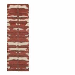 """Peppermint Stick Genesis Acryl 2 Pc Mini Knife/Razor Scale 3/16""""X3/4""""X5 500"""