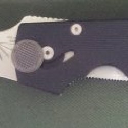 Original Camillus Cuda 3 Rescue Knife