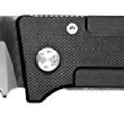 "Mantis Knives Mt 7-2Bs ""Folding Pry 2"" High Tech Folding Blades Knife, Black"