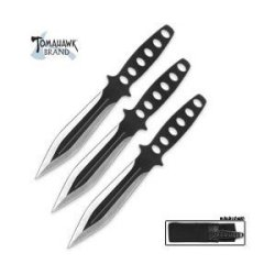 Triple Threat Throwing Knives