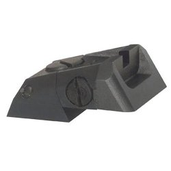 Kensight Das 1911 Defense Adjustable Rear Sight With Recessed Blade
