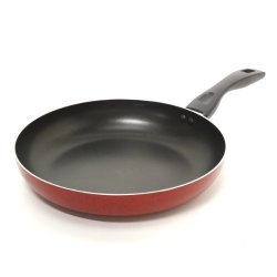 Oster 91114.01 Telford Fry Pan, 12-Inch, Red