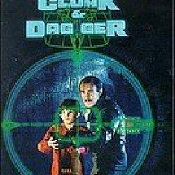 Cloak & Dagger Rare Movie Edition Starring-Henry Thomas