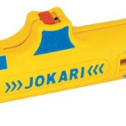 Jokari 30155 Super Stripper Secura For All Current Round Cables, No.15, 12.4Cm L X 3.5Cm W X 2.5Cm H
