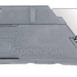 Clauss Speedpak Replacement Hook Blade Cartridges, 10 Blades Per Cartridge, Pack Of 10, Grey, Case Of 18