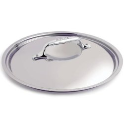Debuyer 5-1/2-Inch Stainless Steel Lid, Fits Both Affinity And Copper